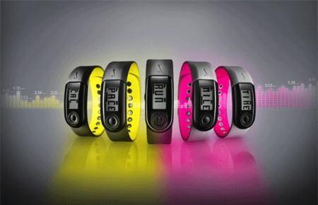 Nuevos colores para los Nike+ SportBand