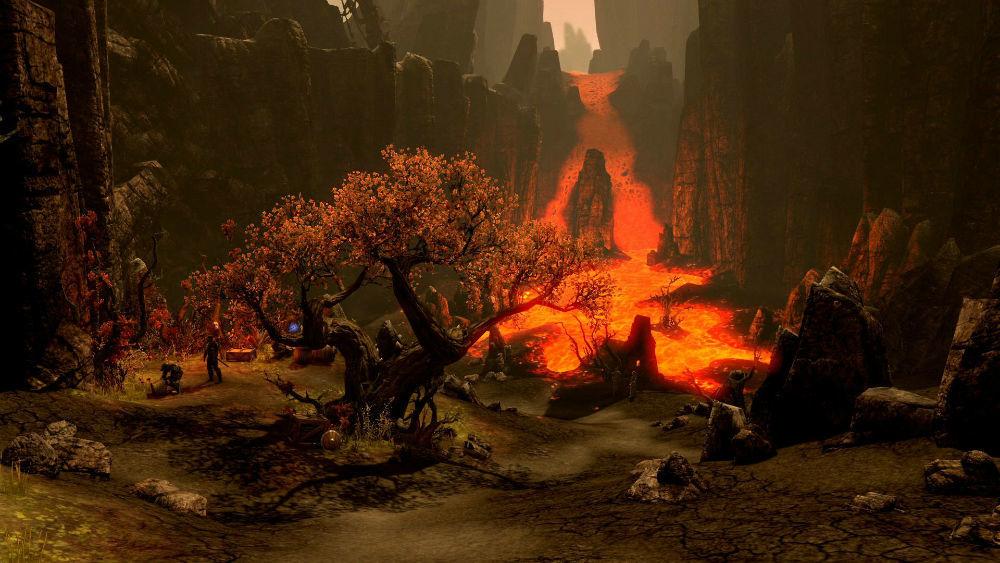 The Elder Scrolls Online - 22/10/2012
