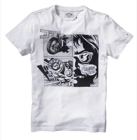 Hilfiger Denim lanzará una colección de camisetas limitadas