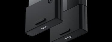 Aparece en la red de forma fugaz el precio de las tarjetas de expansión para las Xbox Series X y Xbox Series S