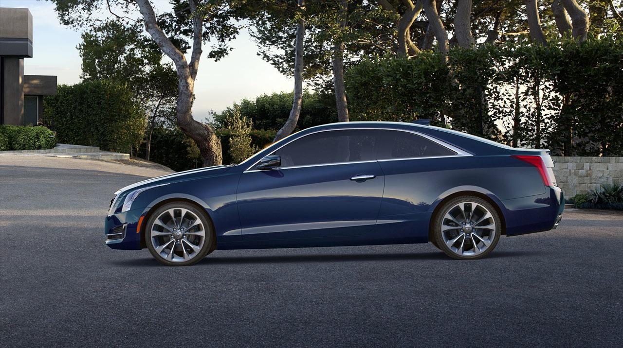 Foto de Cadillac ATS Coupé Europeo (32/33)
