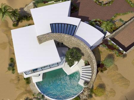 Proyecto de Oasis House en Fuerteventura