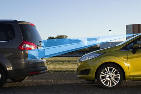 Cómo funciona el Active City Stop del nuevo Ford Fiesta