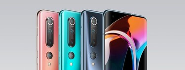 Xiaomi Mi 10 vs Samsung Galaxy S20 vs Huawei Mate 30 Pro y resto de gama alta Android
