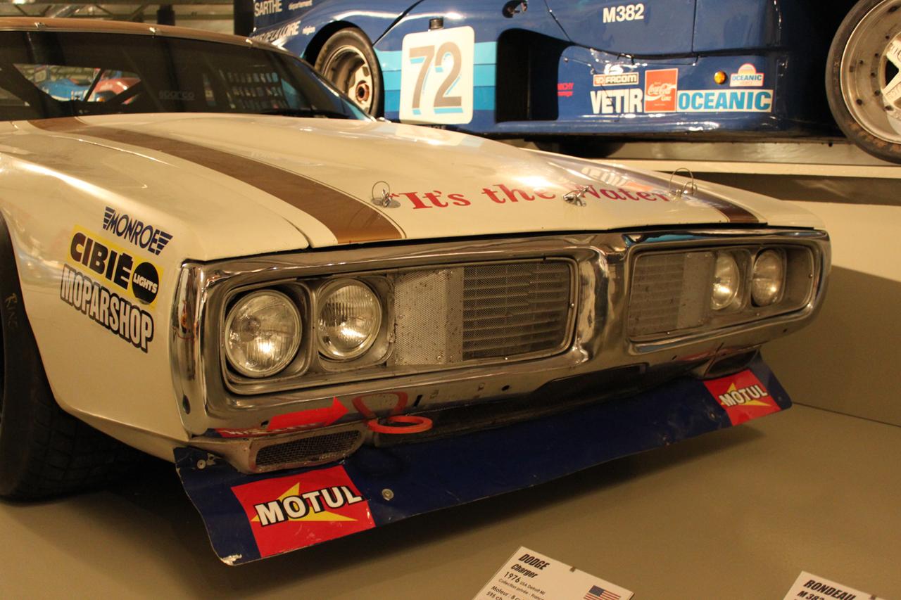 Foto de Museo 24 horas de Le Mans (167/246)