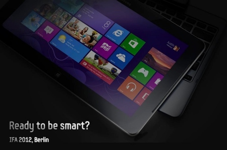 Samsung prepara también una tablet con Windows 8