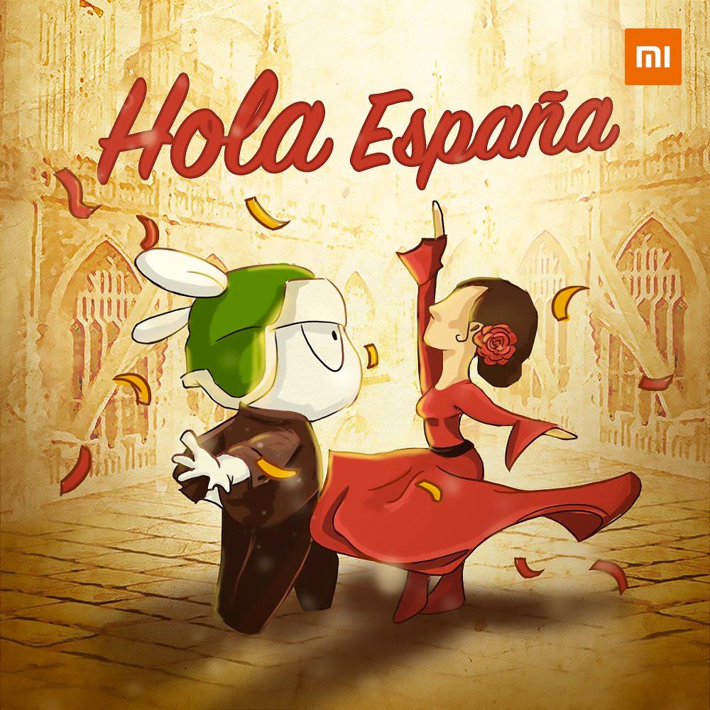 Hola Espana