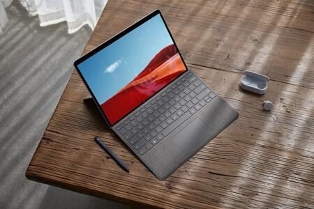 Microsoft Surface Pro X, ahora con un nuevo procesador y la promesa de soporte de apps 64-bit de Windows en ARM