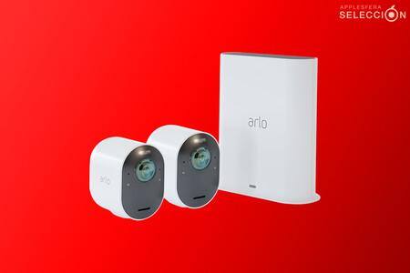 El sistema de videovigilancia de dos cámaras Arlo Ultra 4K HDR compatible con HomeKit tiene un descuentazo de 160 euros en Amazon