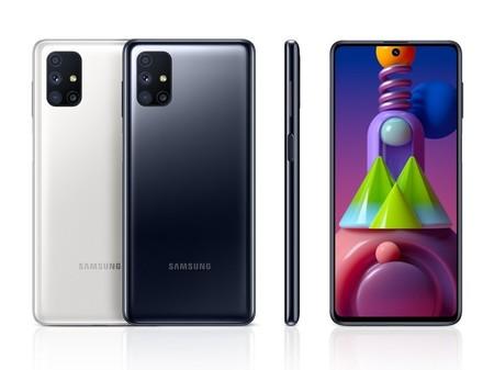 Galaxy M51 con batería de 7,000 mAh: Samsung toma una powerbank y le pone funciones de smartphone de gama media-alta