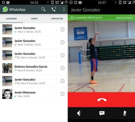 Tras Android y iOS, las llamadas de WhatsApp se dirigen a Blackberry