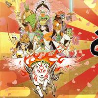 Okami HD ya tiene fecha en Switch: Amaterasu fija su llegada en poco más de un mes