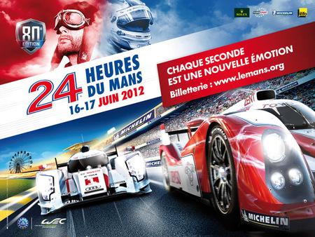 Llegan las 24 horas de Le Mans