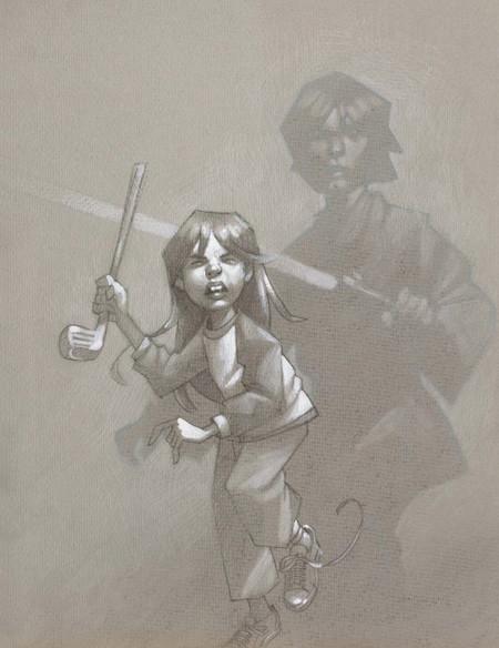 Cda Skye Walker Sketch