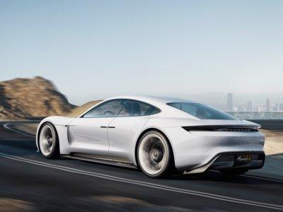 Porsche podría buscar un hermanito al Mission E para jugar en el arenero del Tesla Model 3