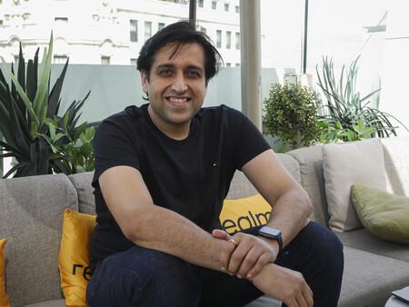 Realme quiere multiplicar por seis sus ventas en dos años: Madhav Sheth, CEO de Realme en Europa, nos explica cómo pretenden hacerlo