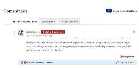 Embelezzia actualiza sus funcionalidades en comentarios