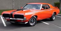 Aconsejan a Ford un nuevo Mercury Cougar