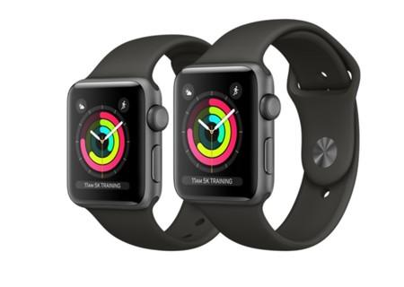 6b46487b0c7 Apple Watch Series 3  precio