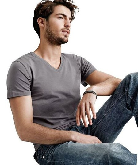 Campaña Otoño-Invierno 2011/2012 de H&M con Antonio Navas