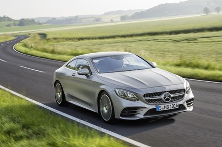 Mercedes Benz Clase S Coupe 2018 013
