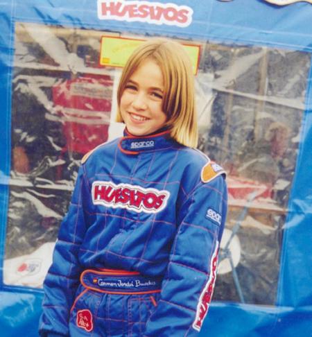 Cumpliendo sueños en F1