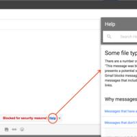 Gmail le declara la guerra a JavaScript y lo bloqueará por ser poco seguro