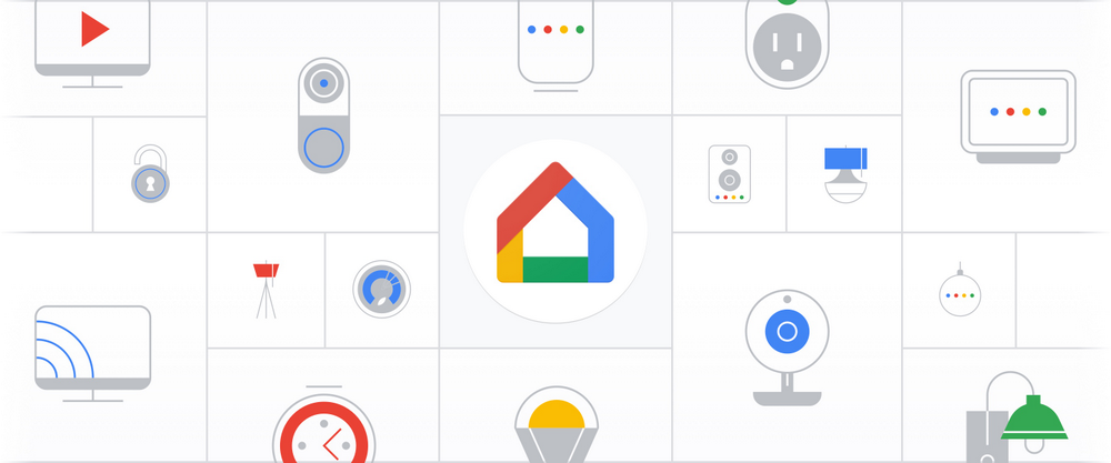 The application Google Home becomes a centre of automation control for your home: so is your new interface