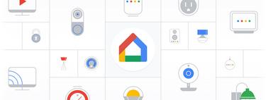 La aplicación Google Home se convierte en centro de control domótico para tu hogar: así es su nueva interfaz