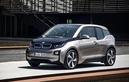 BMW i3 gris-negro 12