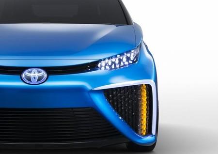 Toyota FCV Concept: todo sobre el prototipo de pila de combustible