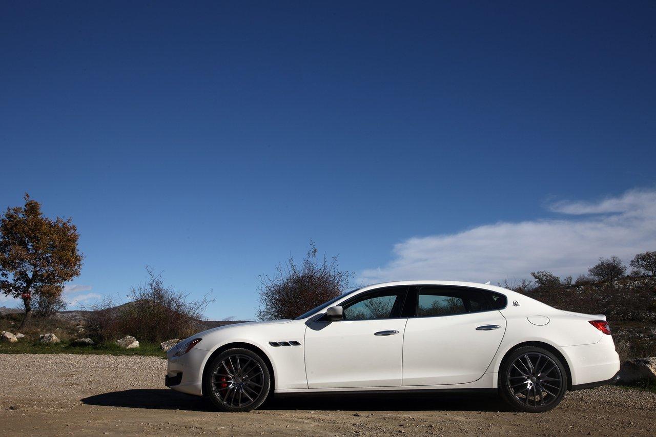 Foto de Maserati Quattroporte (2013) (36/47)