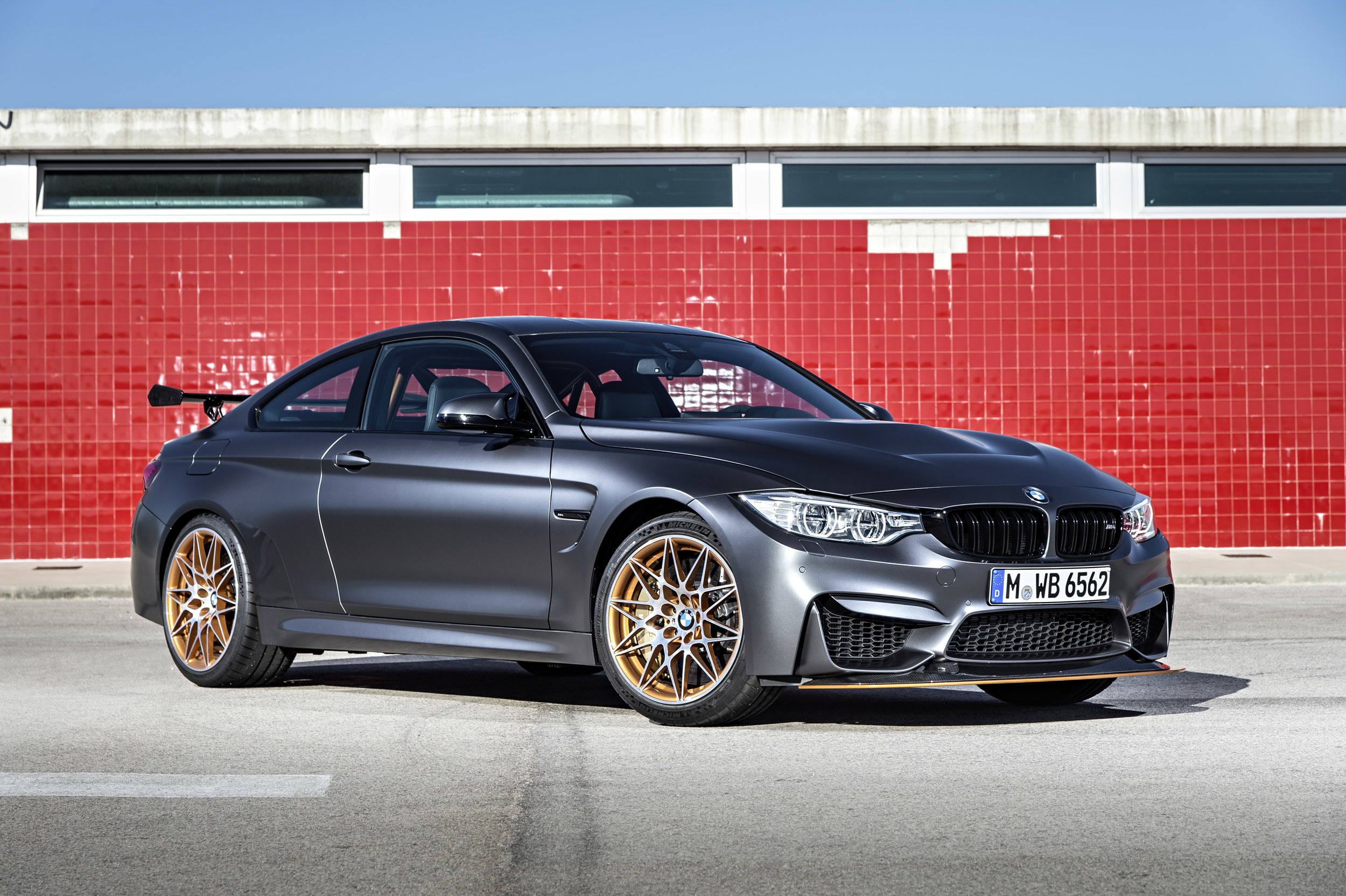 Foto de BMW M4 GTS (35/54)
