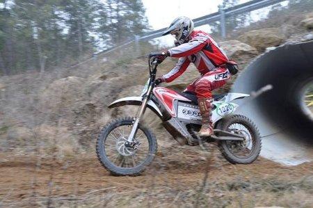El Campeonato Andaluz de Cross Country con las motos eléctricas