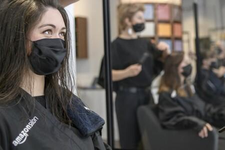 Lo último de Amazon es una peluquería en Londres con cortes de pelo en realidad aumentada y pagos QR