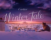 Cartier Winter Tale 2013, el cuento de Navidad firmado por Eric Bergeron