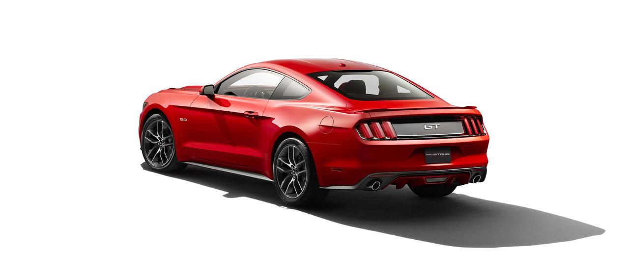 Foto de Ford Mustang 2014 (13/15)