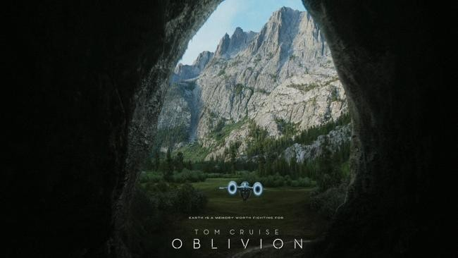 Un fotograma de Oblivion