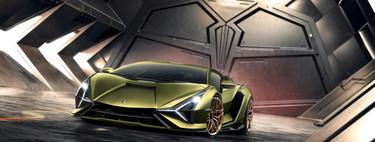 Первый гибрид Lamborghini - суперкар мощностью 816 л.с., в котором батареи заменены на суперконденсаторы для подзарядки энергии.