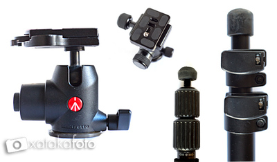 Comprar un trípode para la cámara