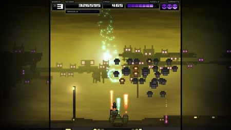Ya disponible en Nintendo 3DS Titan Attacks!, el sensacional homenaje a Space Invaders