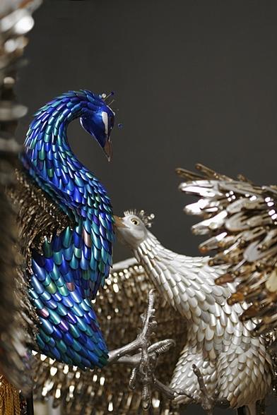 Foto de Peacocks de Laurel Roth (8/9)