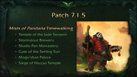World Of Warcraft Legion Parche 715 01