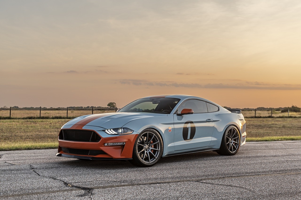 Foto de Ford Mustang Gulf Heritage Edition (13/38)