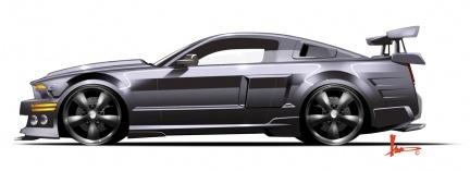 ¿Cómo llegó KITT a ser un Shelby Mustang GT500KR?