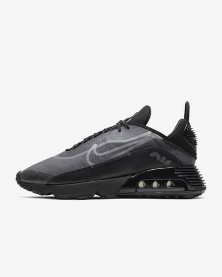Nike Air Max 2090 Hombre Negras Grises