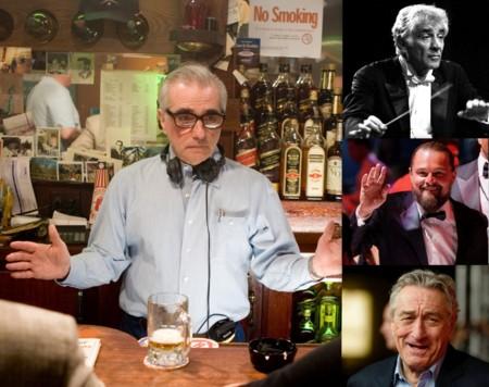 Scorsese dirigirá un biopic de Leonard Bernstein y filmará 'The Irishman' en 2016