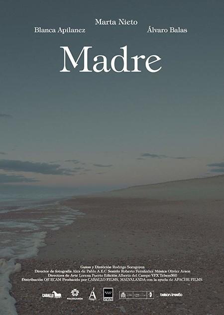 Madre-Corto-Poster