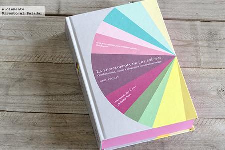 La enciclopedia de los sabores. Libro de cocina