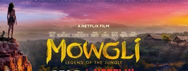 'Mowgli: La leyenda de la selva' no sorprende ni cautiva: un entretenimiento sin la magia de la versión Disney